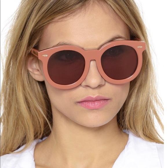 7eeb08c186596 Karen Walker Accessories | Super Duper Thistle Sunglasses | Poshmark